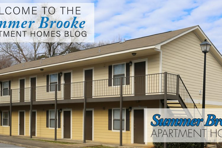 Welcome to the Summer Brooke Apartments Blog