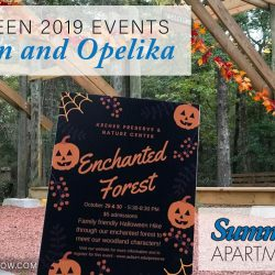 Halloween 2019 events in Auburn and Opelika