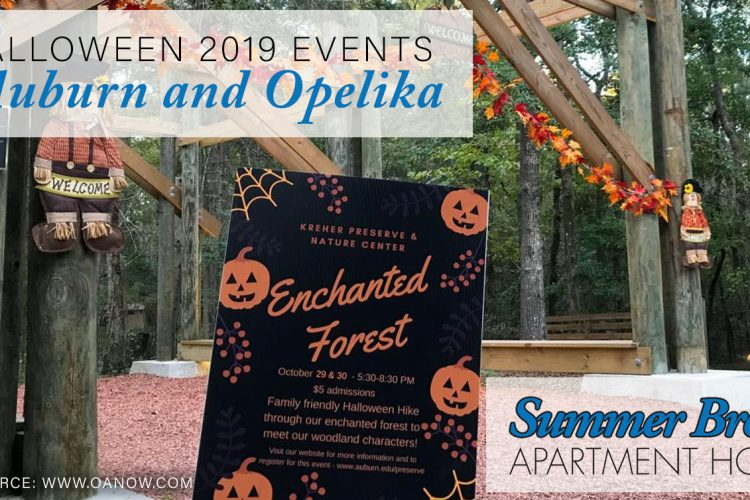 6 Halloween 2019 Events in Auburn and Opelika