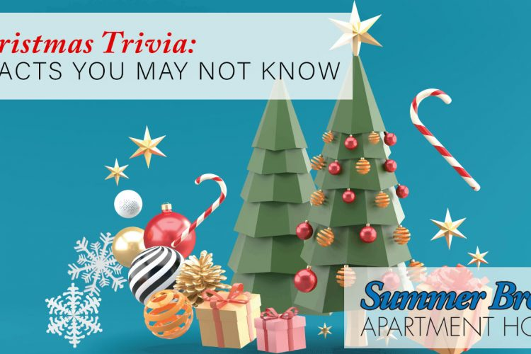 Christmas Trivia: 15 Facts You May Not Know