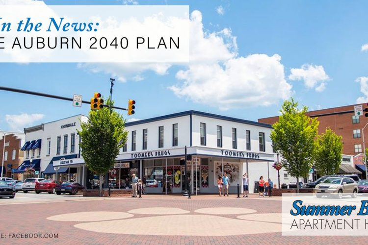 In the News: The Auburn 2040 Plan
