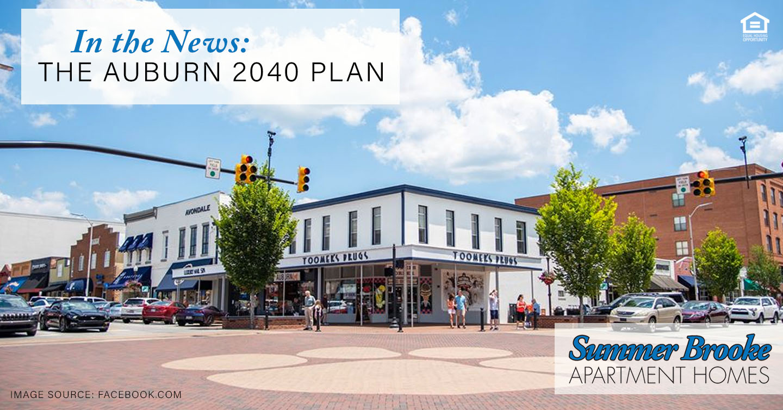 Auburn 2040 Plan