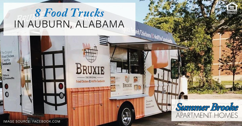 food trucks in Auburn
