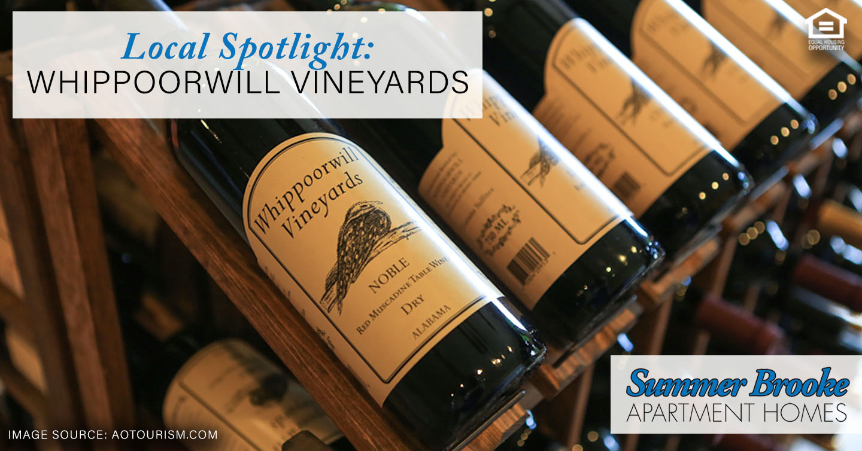 Whippoorwill Vineyards