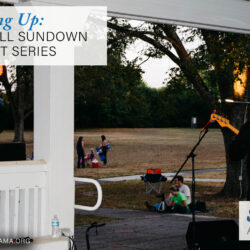Auburn's fall sundown concert series