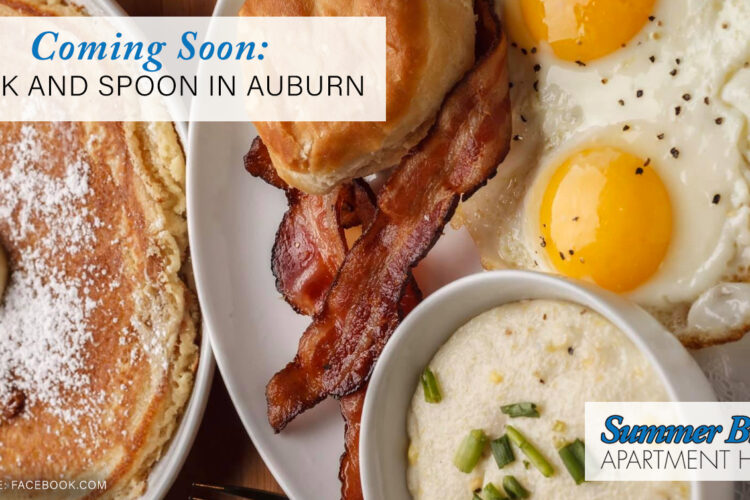 Coming Soon: Brick and Spoon in Auburn